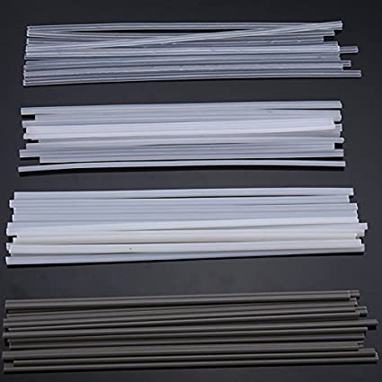 100X//set Kunststoffschweißdraht PP ABS PA PE Schweißdraht Kunststoff Schweißen