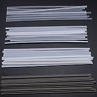 MASUNN 50Pcs Plástico Varillas De Soldadura Abs/PP/PVC/PE Soldadura