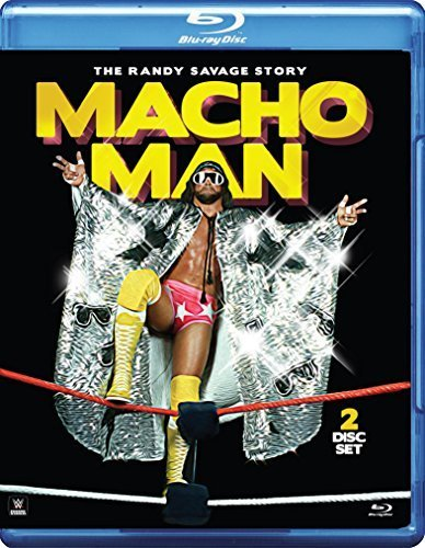 Macho Man: The Randy Savage Story [Blu-ray] by WWE Home Video