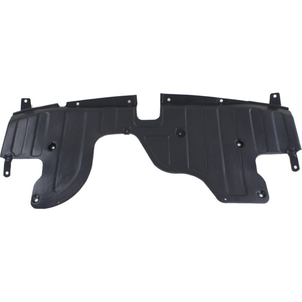 Evan-Fischer EVA201031215001 New Direct Fit Engine Splash Shield Plastic Engine Under Cover Front for Kia Sorento