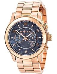 Michael Kors Mens MK8358 Rose Gold Stainless-Steel Quartz Watch