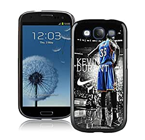 Our Popular Phone Case for stylish, fancy and attractive look--Oklahoma City Thunder Kevin Durant 3 Black Samsung Galaxy S3 I9300 I747 T999 I535 R530 L710