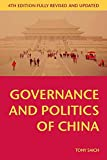 Governance and Politics of China (Comparative Government and Politics)