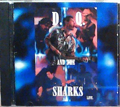 D.Q. and the Sharks Live [CD] ebook