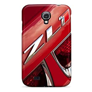 Perfect Cell-phone Hard Cover For Samsung Galaxy S4 With Customized Lifelike Chevrolet Camaro Zl1 Image SherriFakhry