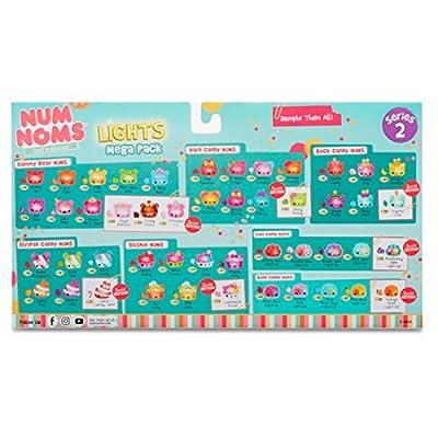 Num Noms Lights Style 1 Mega Pack: Toys & Games