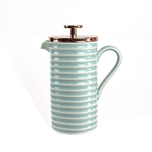 Cafetera Prensa francesa Método de cerámica de alta ...