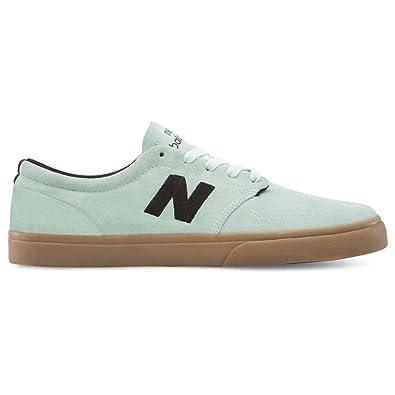 048f06f0a5 NEW BALANCE NUMERIC 345 Mint Gum Skate Shoes  Amazon.co.uk  Shoes   Bags