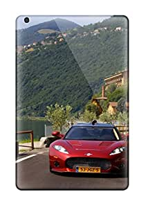 Spyker C8 In Italy Front Angle Speed 5 Beautiful Scenery Super Car Netherlands Dutch C Cars Other Case Compatible With Ipad Mini/mini 2/ Hot Protection Case