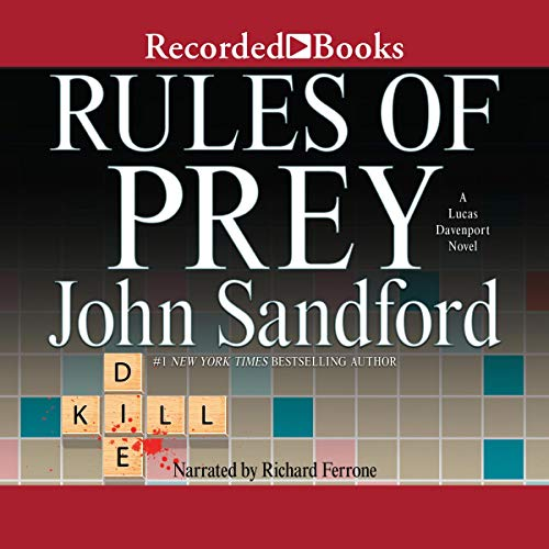 Rules of Prey Audiobook [Free Download by Trial] thumbnail