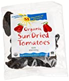 Mediterranean Organic Sun Dried Tomato Halves, 3-Ounce Bag (Pack of 6)
