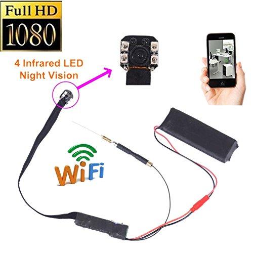 Puremood Mini Camera 1080P Wireless Mini WIFI IP Camera by Puremood