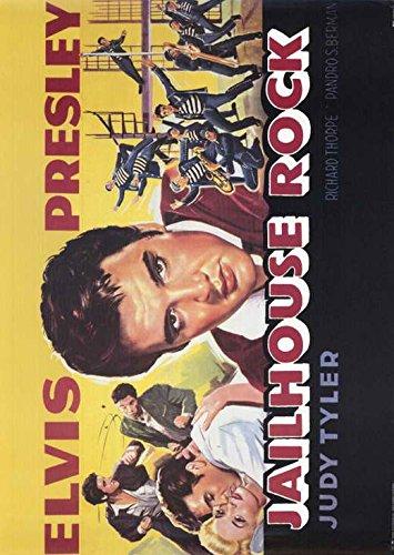 Jailhouse Rock Poster Movie D 11x17 Elvis Presley Judy Tyler Vaughn Taylor Dean Jones
