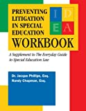 img - for Preventing Litigation in Special Education Workbook book / textbook / text book