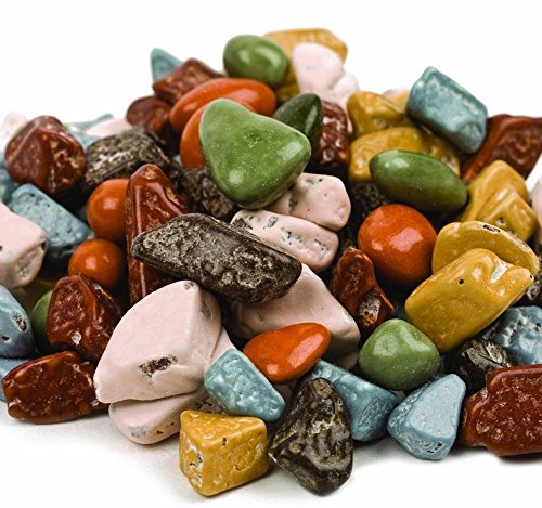 SweetGourmet Candy Coated Chocolate Rocks 3 pounds