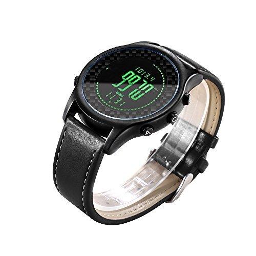 Led Digital Watch (Sport Watch,Bigaint Digital Sports Watch LED Screen Waterproof Alarm Watch)