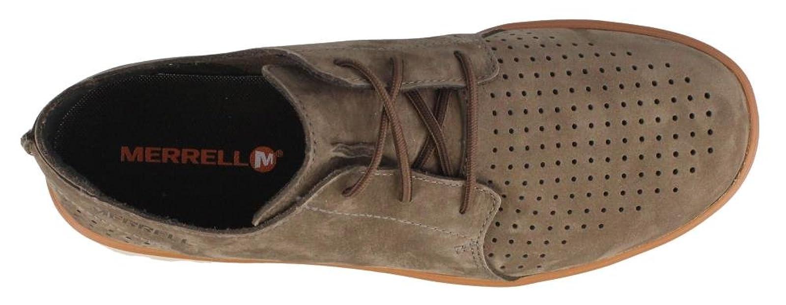 merrell men's downtown lace sneaker