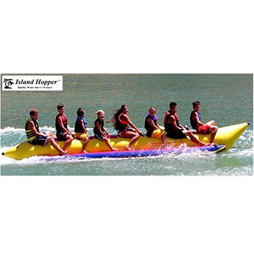 Island Hopper 8 Passenger Inline Heavy Commercial Banana-Boat