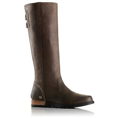 eb3733f34fe Amazon.com | Sorel Women's Major Tall Boot | Knee-High