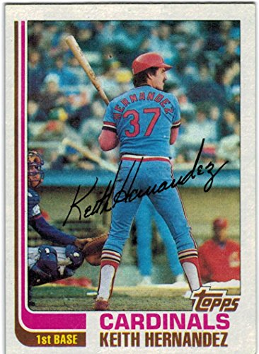1982 Topps World Series Champion St. Louis Cardinals Team Set with Keith Hernandez & Bruce Sutter - 29 MLB Cards 1982 Topps Mlb Card