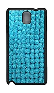 Samsung Note 3 Case materials turquoise 18 PC Custom Samsung Note 3 Case Cover Black