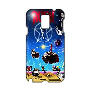 Angl 3D Case Cover Cartoon Cute Fashion Phone Case for Samsung Galaxy Note4