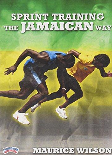 Maurice Wilson: Sprint Training the Jamaican Way (DVD)