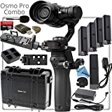 DJI OSMO Pro Combo - Includes 4 Batteries, Zenmuse X5, Osmo X5 Adapter, Pro Series Hard Carrying Case and much much more...