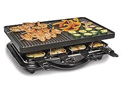 31612-MX Raclette Indoor