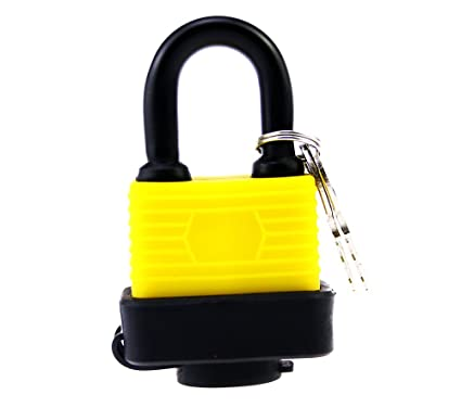 9eaca2463ac1 Bullkeys Master Padlock, 40mm, Waterproof - - Amazon.com