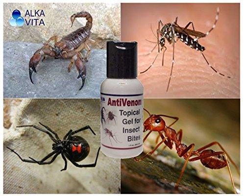 Insect Bites Mosquito Spiders Snakes Ants Anti-Venom