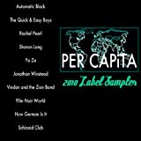 Per Capita Records Amazon Sampler
