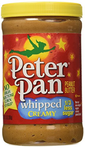 (Peter Pan Creamy Whipped Peanut Butter, 13 Ounce)