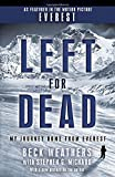 Book cover image for Left for Dead (Movie Tie-in Edition): My Journey Home from Everest