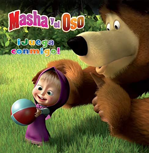 Masha Y El Oso: Juega Conmigo / Masha and the Bear: Play with Me!