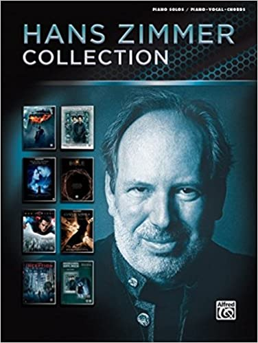 hans zimmer collection piano solo piano vocal