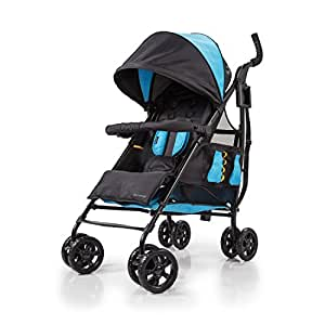 Summer Infant 3DtoteCS+ Convenience Stroller, Road Royal