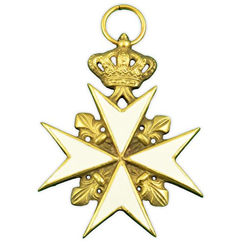 - Russian Military Collection Russian tradition of the Knights Hospitaller (award Order, souvenir, Lapel Pins) COPY