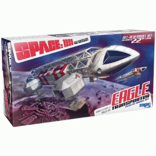 1 48 Space 1999 Eagle Transporter by MPC