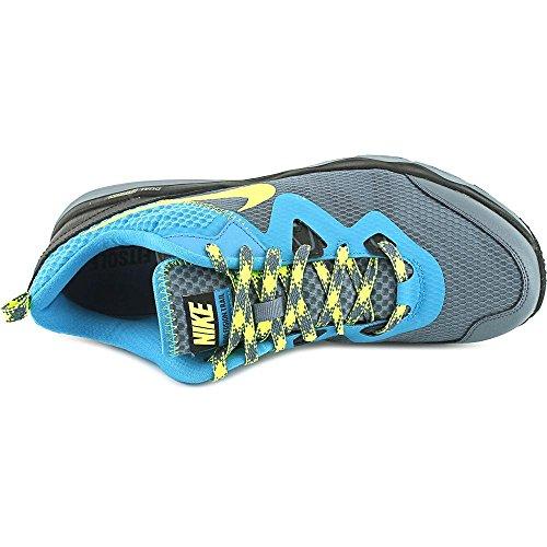 3b831ec8e231 Nike Men s Dual Fusion Trail Running Shoes Blue Yellow Grey Black  652867-402 Sz 8-13 (9) - Buy Online in UAE.