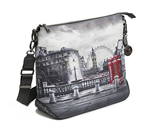 Borsa a tracolla Y Not -391 London