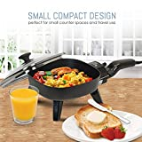 Maxi-Matic Elite Cuisine Electric Skillet with