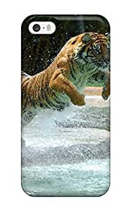 Iphone Case - Tpu Case Protective For Iphone 5/5s- Tiger