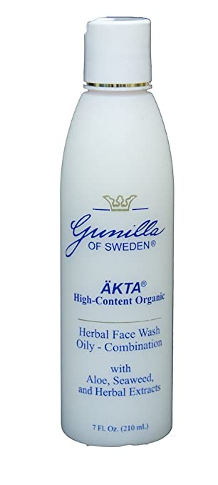 AKTA Herbal Face Wash Combination to Oily 7 oz Gatineau - Defi Lift 3D Perfect Design Volume Concentrate - 25ml/0.85oz