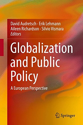 Globalization and Public Policy: A European Perspective