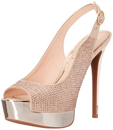 Women's Simpson Kabale Dress Pale gold Jessica Sandal pale 6Axw5cq