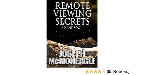 Remote Viewing Secrets Kindle Edition By Joseph Mcmoneagle