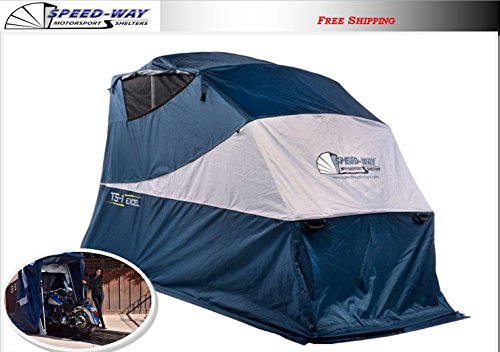 Speed-Way Shelter Touring Model