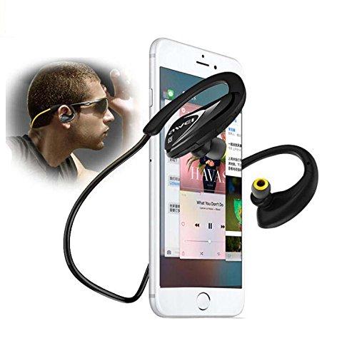 Awei A880BL Wireless Bluetooth Headset (Black) - 3