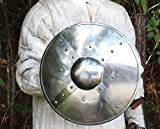 NauticalMart Battle Ready Medieval Buckler Shield